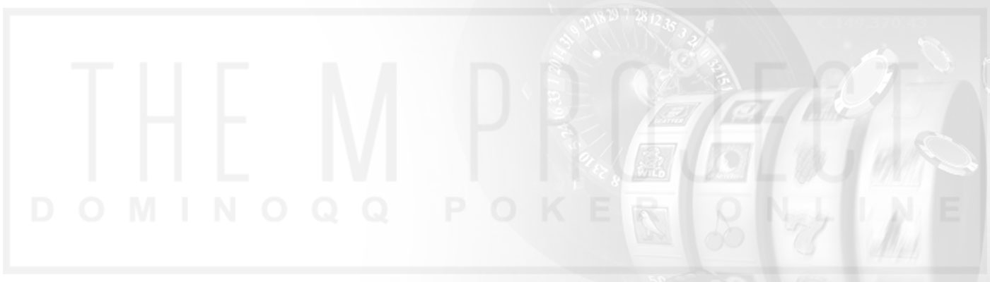 DominoQQ Poker Online